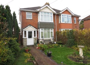 Thumbnail 3 bed semi-detached house for sale in Winchester Road, Waltham Chase, Southampton