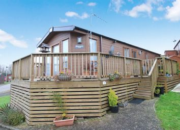 Thumbnail 2 bed lodge for sale in Applegrove Lodges, Burniston, Scarborough