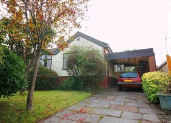 Thumbnail 3 bed semi-detached bungalow for sale in The Vineries, Woolton, Liverpool