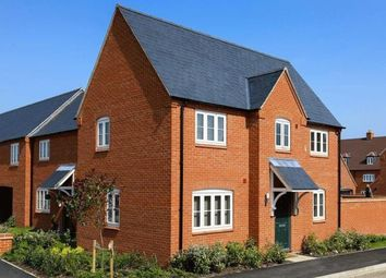 Thumbnail 3 bedroom detached house for sale in The Brackens, Radstone Fields, Halse Road, Brackley