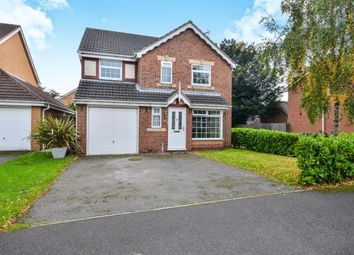 Thumbnail 4 bed detached house for sale in Franderground Drive, Kirkby-In-Ashfield, Nottingham, Notts