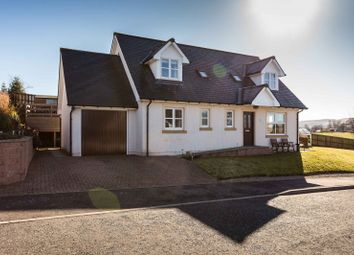 Thumbnail 3 bed detached house for sale in The Glebe, Tannadice, Forfar