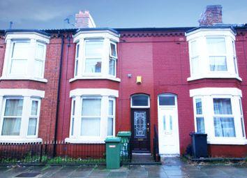 Thumbnail 2 bed terraced house for sale in Paterson Street, Birkenhead, Merseyside
