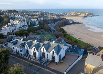 Thumbnail 2 bedroom flat for sale in Trelyon Avenue, St Ives, Cornwall