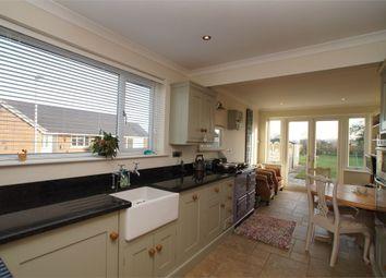 Thumbnail 2 bed semi-detached bungalow for sale in Durdar Road, Durdar, Carlisle, Cumbria