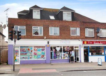 Thumbnail 1 bed flat for sale in Wick Street, Littlehampton, West Sussex