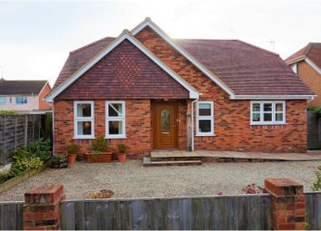 Thumbnail 2 bed detached bungalow for sale in Knightwood Close, Ashurst, Southampton