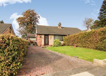 Thumbnail 2 bed semi-detached bungalow for sale in Croft Close, Prenton