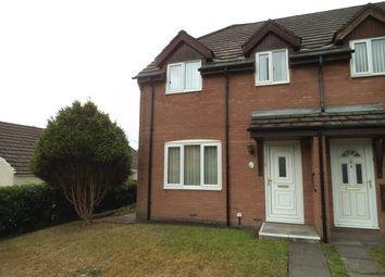 Thumbnail 3 bed semi-detached house for sale in Haywain Court, Brackla, Bridgend