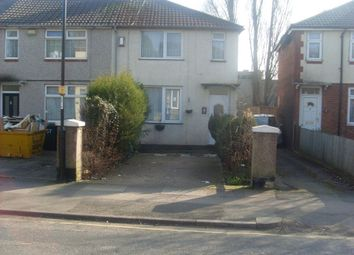 Thumbnail 2 bedroom terraced house to rent in Parkgate Road, Holbrooks, Coventry
