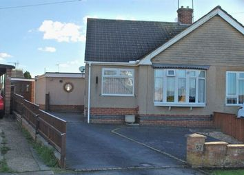 Thumbnail 3 bed semi-detached bungalow for sale in Rawley Crescent, Duston, Northampton