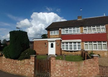 Thumbnail 3 bed semi-detached house for sale in Vigilant Way, Gravesend