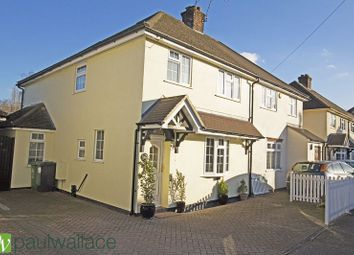 Thumbnail 4 bed semi-detached house for sale in Orchard Square, Broxbourne