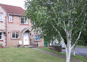 Thumbnail 2 bed terraced house to rent in Shelley Close, Yeovil