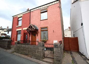 Thumbnail 2 bed semi-detached house for sale in Chapel Lane, Harriseahead, Staffordshire