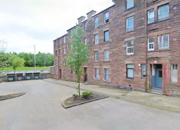 Thumbnail 1 bedroom flat for sale in 6, Clune Park Street, Flat 1-2, Port Glasgow PA145Rf