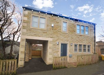 Thumbnail 4 bed detached house for sale in New Street, Golcar, Huddersfield
