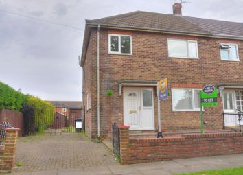 Thumbnail 3 bed semi-detached house to rent in Sycamore Avenue, Guidepost, Choppington
