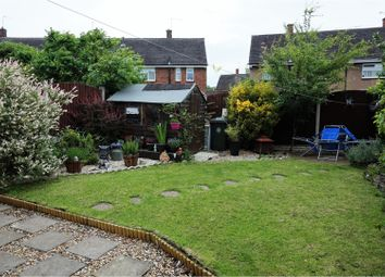Thumbnail 3 bed terraced house for sale in Hyde Close, Great Sutton
