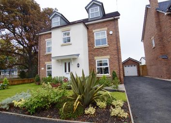 Thumbnail 5 bed detached house for sale in Bryn Y Groes, Gresford, Wrexham