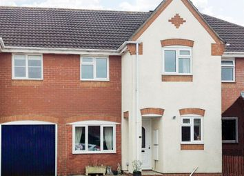 Thumbnail 3 bed terraced house to rent in Cloverfields, Gillingham