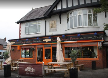 Thumbnail Restaurant/cafe for sale in Garstang Road, Fulwood