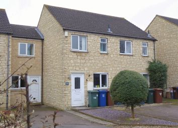 Thumbnail 3 bed terraced house for sale in Avocet Way, Bicester