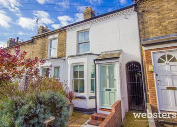 Thumbnail 3 bed terraced house for sale in Cardiff Road, Norwich