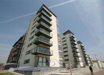 Thumbnail 1 bedroom flat to rent in Meridian Bay, Maritime Quarter, Swansea
