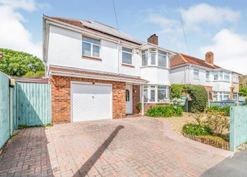 Thumbnail 4 bed detached house for sale in Chichester Road, Southampton