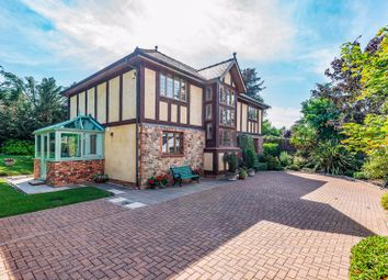 Thumbnail 4 bed detached house for sale in Penhow, Caldicot, Newport