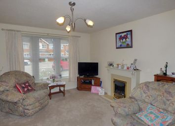 Thumbnail 2 bed flat for sale in Swale Approach, Normanton