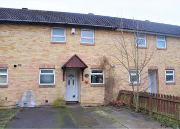 Thumbnail 3 bed terraced house for sale in Holbein Close, Swindon