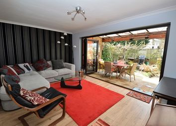 Thumbnail 3 bed terraced house for sale in Victoria Road, Brentwood