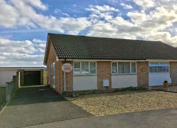 Thumbnail 2 bed bungalow for sale in Rendcomb Close, Milton, Weston-Super-Mare