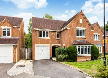 Thumbnail 4 bed detached house to rent in Vicarage Close, Colgate, Horsham