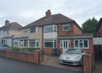Thumbnail 3 bed property for sale in Coventry Road, Yardley, Birmingham