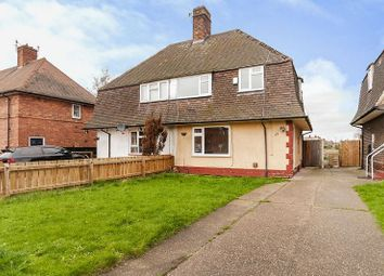 Thumbnail 3 bedroom semi-detached house for sale in Harewood Avenue, Highbury Vale, Nottingham