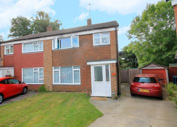 Thumbnail 3 bed semi-detached house for sale in Coronation Road, East Grinstead