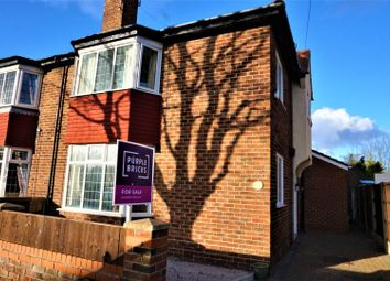 Thumbnail 3 bed semi-detached house for sale in Moor Drive, Liverpool