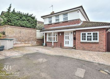 Thumbnail 4 bed detached house for sale in Beaver Close, Colchester