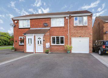 Melrose Drive, Perton Wolverhampton, West Midlands WV6. 4 bed semi-detached house