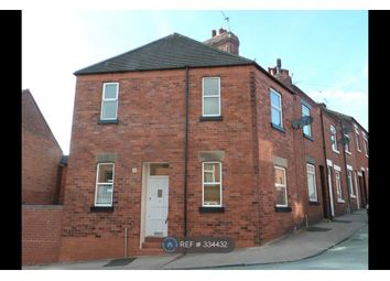 Thumbnail 2 bed end terrace house to rent in Cruso Street, Leek