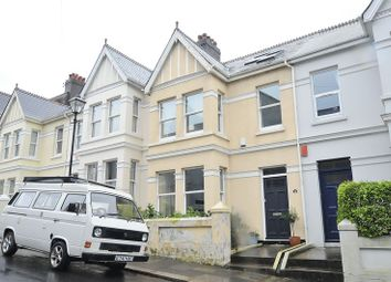 Thumbnail 4 bed terraced house for sale in Home Park Avenue, Plymouth