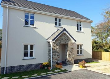 Thumbnail 4 bedroom detached house for sale in Sunnybank Gardens, Narberth