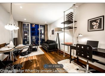 Thumbnail 1 bedroom flat to rent in Lanson Building, London