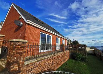 Thumbnail 3 bed detached bungalow for sale in Dolphin House, Glan Y Mor Road, Goodwick