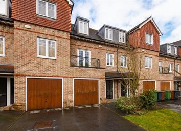 Thumbnail 3 bed terraced house to rent in Highbridge Close, Radlett