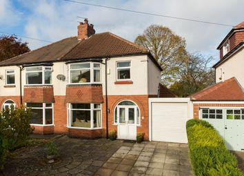 Thumbnail 3 bedroom semi-detached house for sale in Towton Avenue, Off Mount Vale, York