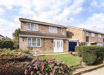 Thumbnail 4 bed detached house for sale in Raleigh Drive, Whetstone, London N20,